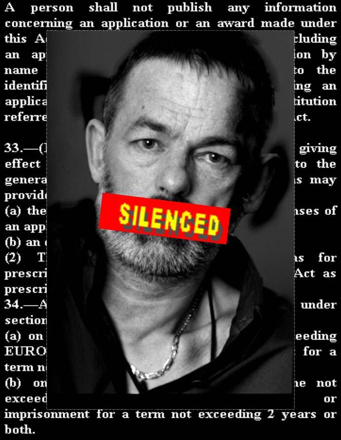 Paddy Silenced