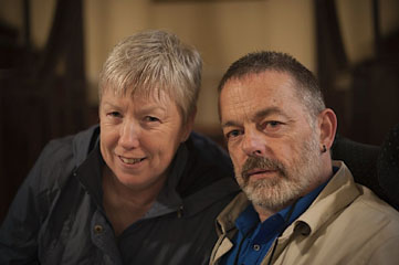 Paddy and Ann - Flesh and Blood.